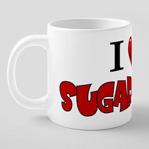 Sugar Tits 8 20 oz Ceramic Mega Mug