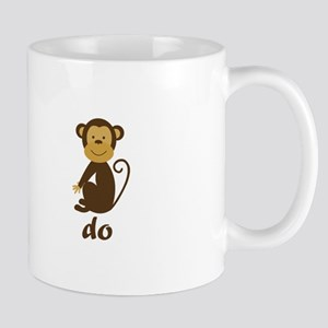 Monkey See Monkey Do Mug