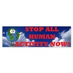 No Pasarn! Bumper Sticker (10 pk)