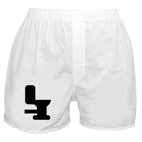 toilet Boxer Shorts