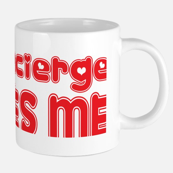 abc828 A Concierge.png 20 oz Ceramic Mega Mug