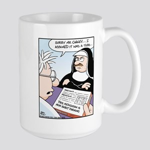 Habit Forming Large Mug