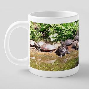 Turtles1-sphaera-smallposte 20 oz Ceramic Mega Mug