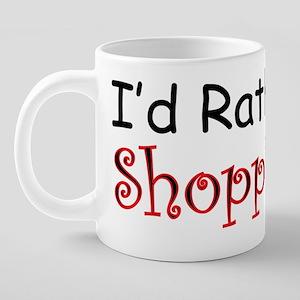 Shopping1 20 oz Ceramic Mega Mug