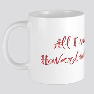 howardinmylife copy 20 oz Ceramic Mega Mug