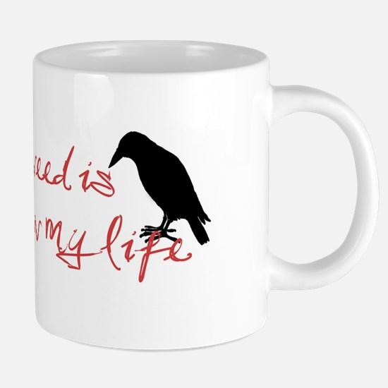 howardinmylife copy.jpg 20 oz Ceramic Mega Mug