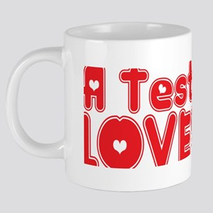 abc910 A Test Pilot 20 oz Ceramic Mega Mug