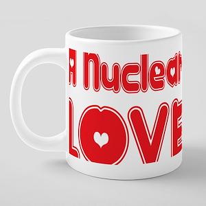 abc916 A Nuclear Engineer.p 20 oz Ceramic Mega Mug