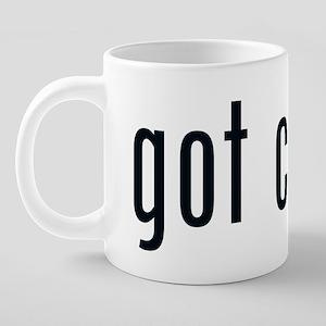 craichat 20 oz Ceramic Mega Mug
