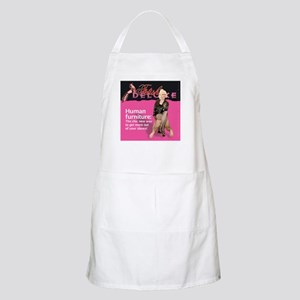 Human Furniture BBQ Apron