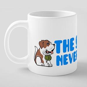 dark-leaddog 20 oz Ceramic Mega Mug