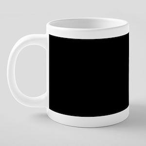 candmugj 20 oz Ceramic Mega Mug