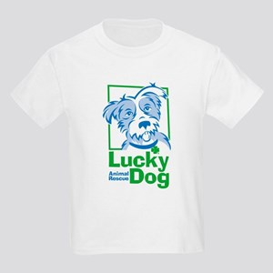 Lucky Dog Kids Light T-Shirt