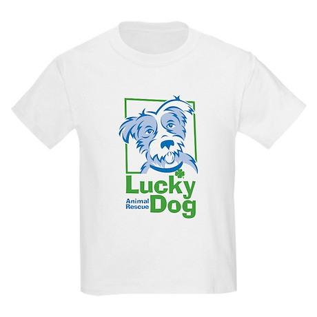 Lucky Dog Kids Light T-Shirt