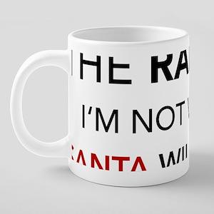 rapture-santa 20 oz Ceramic Mega Mug