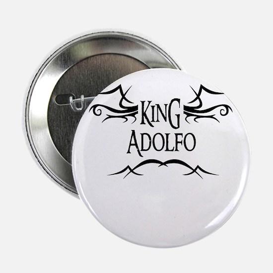 King Adolfo 2.25 Button