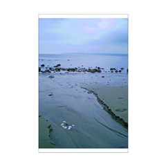 Solitude Beach II Posters