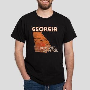 Vintage Georgia Dark T-Shirt