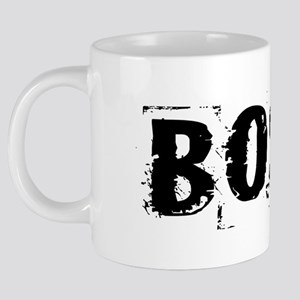 boss 20 oz Ceramic Mega Mug