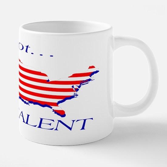 3x8_TALENT_1.png 20 oz Ceramic Mega Mug