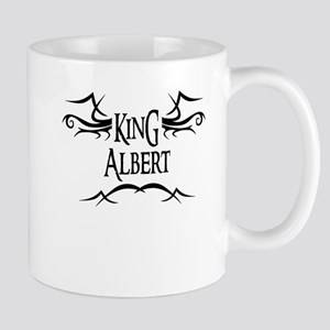 King Albert Mug