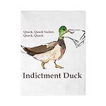 I. Duck QQSQQ Twin Duvet Cover