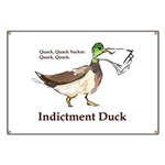 I. Duck QQSQQ Banner
