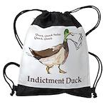 I. Duck QQSQQ Drawstring Bag