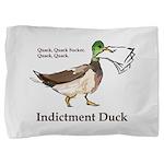 I. Duck QQSQQ Pillow Sham