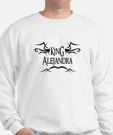 King Alejandra Jumper