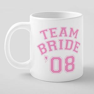 team08-mug 20 oz Ceramic Mega Mug