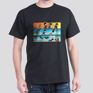 """I'll never understand..."" Black T-Shirt"