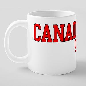 canada_grandma 20 oz Ceramic Mega Mug