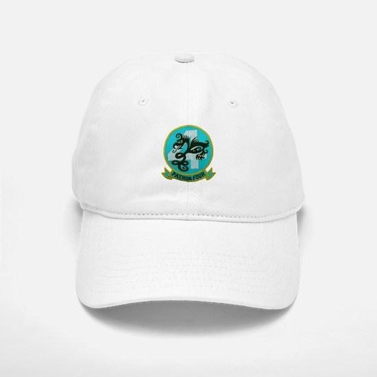 VP-4 Baseball Baseball Cap