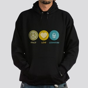 Peace Love Counseling Sweatshirt