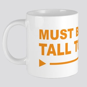 TALL 20 oz Ceramic Mega Mug