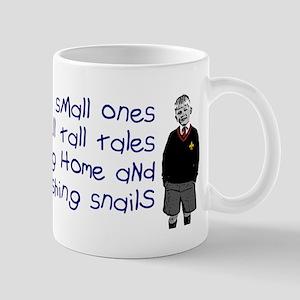 All the small ones....(mug)