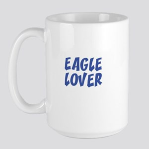 EAGLE LOVER Large Mug