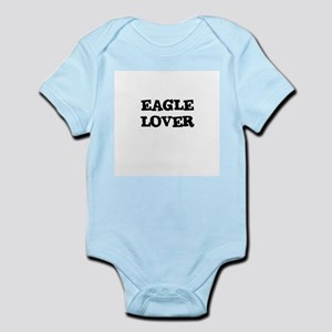 EAGLE LOVER Infant Creeper