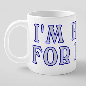 romo3 20 oz Ceramic Mega Mug