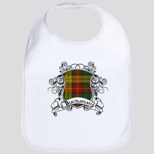 Buchanan Tartan Shield Bib