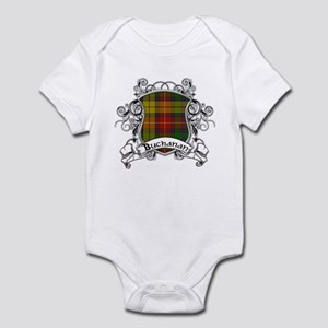 Buchanan Tartan Shield Infant Bodysuit
