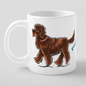bwnnewfie-places 20 oz Ceramic Mega Mug