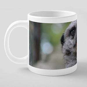 3-MeerkatMug 20 oz Ceramic Mega Mug