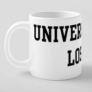 college3 20 oz Ceramic Mega Mug