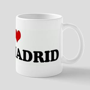 I Love REAL MADRID Mug