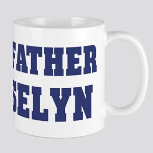 Proud Father of Roselyn Mug