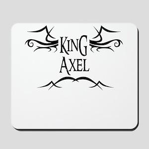 King Axel Mousepad