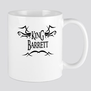 King Barrett Mug