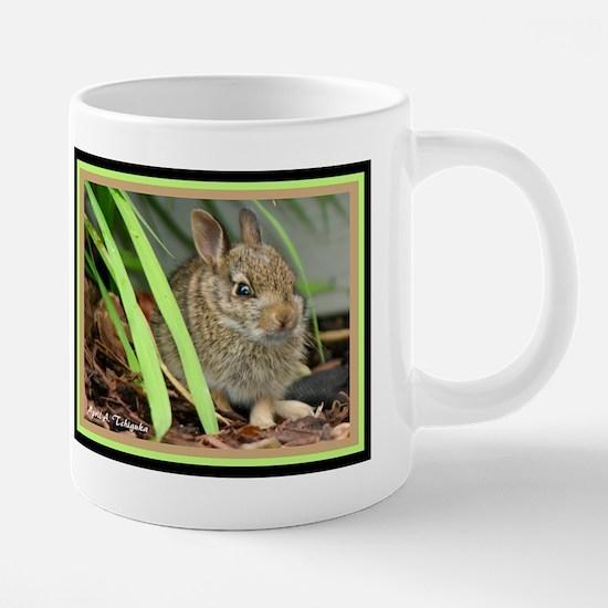 Day One Bunny 1 20 oz Ceramic Mega Mug